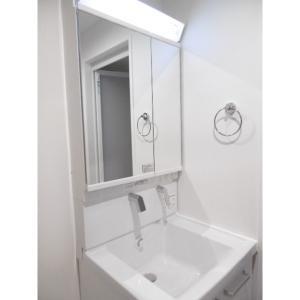 プロシード仙台上杉 部屋写真4 洗面所