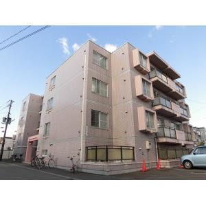 αNEXT札幌第9物件写真1建物外観