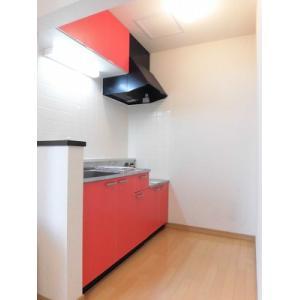 グランバレ 部屋写真3 キッチン