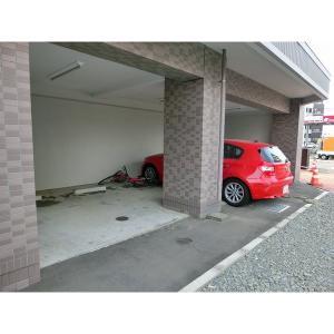 札幌市北区北二十一条西4丁目 マンション 物件写真3 駐車場