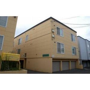 札幌市東区北二十三条東1丁目 アパート物件写真1建物外観