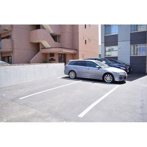 札幌市北区北二十一条西3丁目 マンション 物件写真3 駐車場