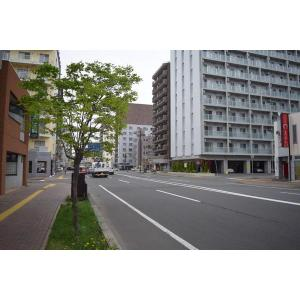 札幌市北区北十七条西5丁目 店舗 物件写真4 駐車場