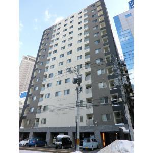 札幌市中央区南九条西3丁目 マンション物件写真1建物外観