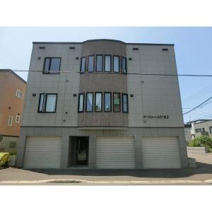 札幌市北区北二十七条西9丁目 アパート物件写真1建物外観