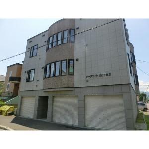 札幌市北区北二十七条西9丁目 アパート 物件写真2 建物外観
