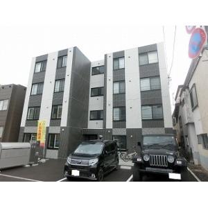 札幌市豊平区平岸五条10丁目 マンション物件写真1建物外観