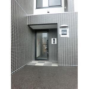 札幌市豊平区平岸五条10丁目 マンション 物件写真2 エントランス