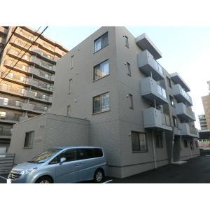 札幌市中央区北五条西12丁目 マンション物件写真1建物外観