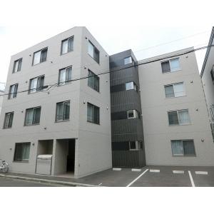 札幌市西区二十四軒二条4丁目 マンション物件写真1建物外観