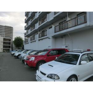 札幌市北区北十九条西2丁目 マンション 物件写真4 駐車場
