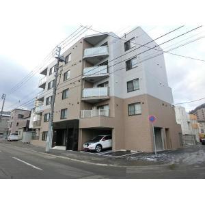札幌市中央区南八条西21丁目 マンション物件写真1建物外観