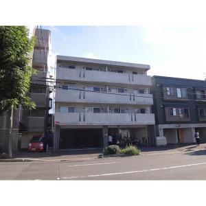 札幌市東区北二十条東3丁目 マンション物件写真1建物外観