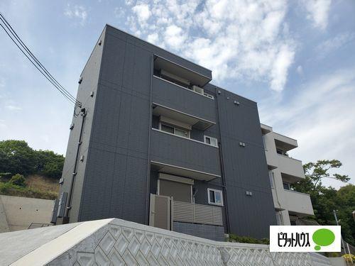 兵庫県神戸市西区前開南町1丁目の賃貸アパート