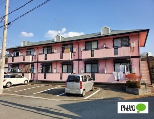 兵庫県明石市田町1丁目の賃貸アパート
