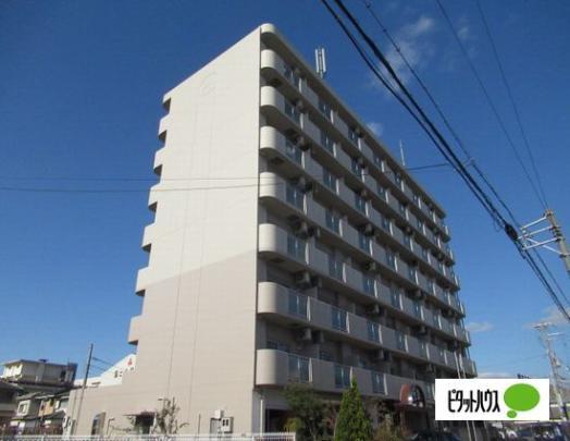 兵庫県神戸市西区玉津町今津の賃貸マンションの外観