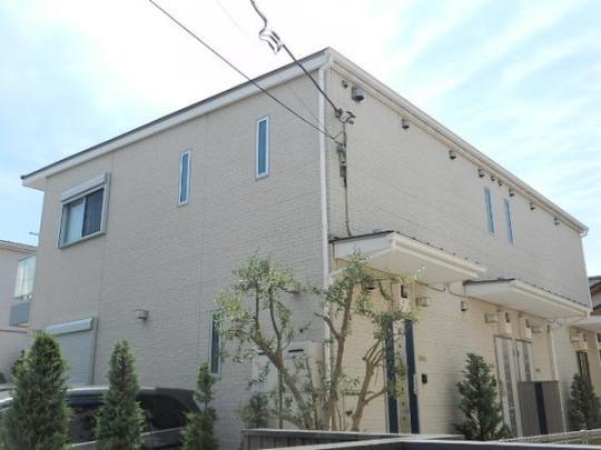 東京都武蔵野市境南町5丁目の賃貸アパート