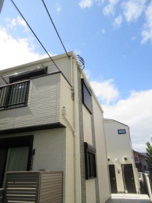 ラフィネ東小金井[1階]の外観