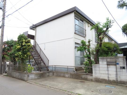 ストゥディオサントノーレ 2階の賃貸【東京都 / 小金井市】