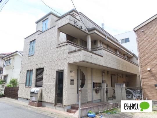 ドミール・のばらⅡ 2階の賃貸【東京都 / 小金井市】