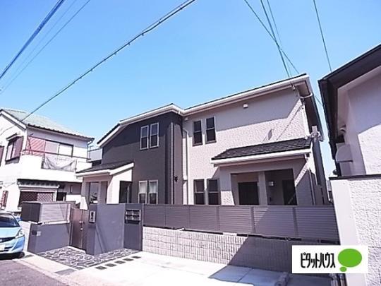 兵庫県神戸市灘区薬師通4丁目の賃貸アパート