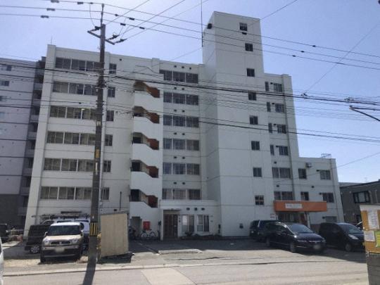 中の島1・3マンション[202号室]