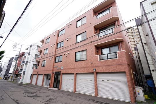 R-FREE南5西12 3階の賃貸【北海道 / 札幌市中央区】