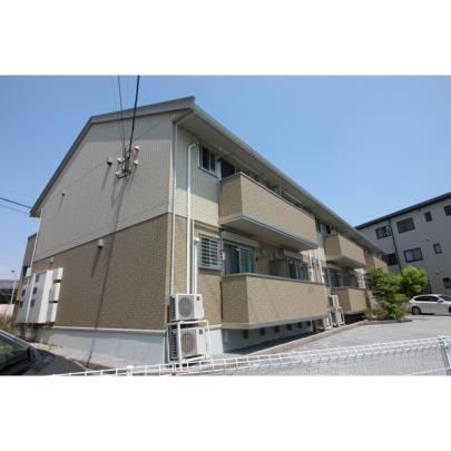 滋賀県長浜市平方町の賃貸アパート