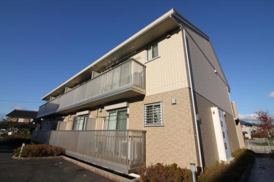 滋賀県米原市宇賀野の賃貸アパート