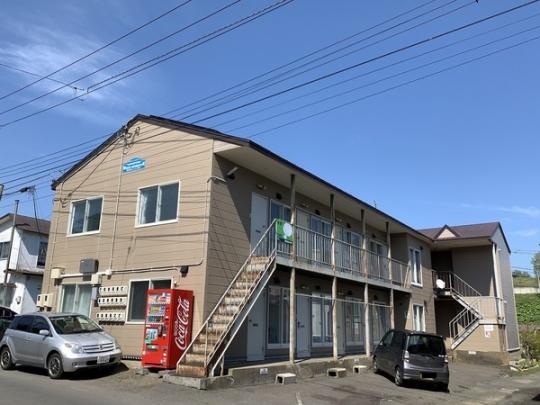ホワイトレジデンス 2階の賃貸【北海道 / 釧路市】