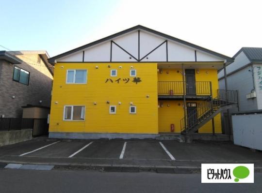 ハイツ華 の賃貸【北海道 / 釧路市】
