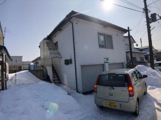 昭和中央1丁目2世帯借家 2階の賃貸【北海道 / 釧路市】