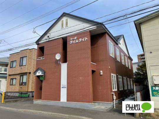 コーポライムライト 1階の賃貸【北海道 / 釧路市】