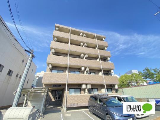 カーサ ベルカント 4階の賃貸【和歌山県 / 和歌山市】