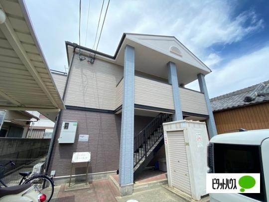 和歌山県和歌山市小松原5丁目の賃貸アパート