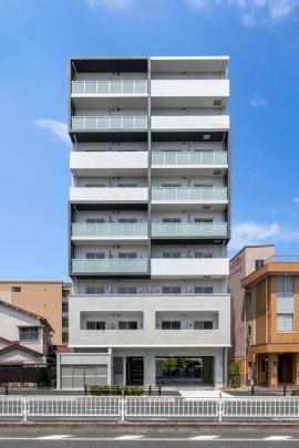 PULCHRA OZONE 8階の賃貸【愛知県 / 名古屋市東区】
