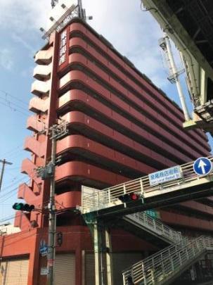 東洋プラザ泉尾 4階の賃貸【大阪府 / 大阪市大正区】
