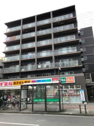 コージー千島 3階の賃貸【大阪府 / 大阪市大正区】