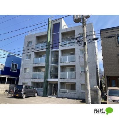 ミントジャムスS14 1階の賃貸【北海道 / 札幌市中央区】