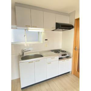 ツツナカマンション 部屋写真3 キッチン