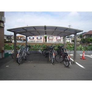 サンクレスト-R 物件写真2 バイク駐輪可能