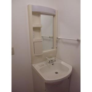 パストラル茅ヶ崎 部屋写真4 洗面所