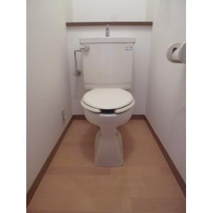 パストラル茅ヶ崎 部屋写真5 トイレ