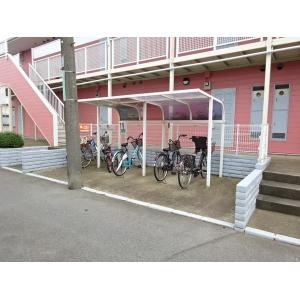 GREENGABLES 物件写真4 駐輪場