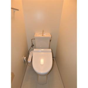 カームコート自由が丘 部屋写真5 トイレ