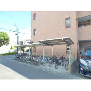 ベルマーレ篠崎 物件写真5 駐車場