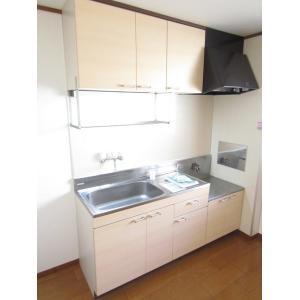 セカンドパルティール 部屋写真2 キッチン