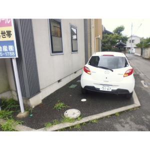 コーポミルクール 物件写真2 駐車場