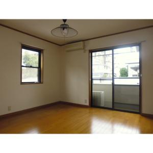 コーポミルクール 部屋写真1 居室・リビング