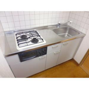 コーポミルクール 部屋写真2 キッチン